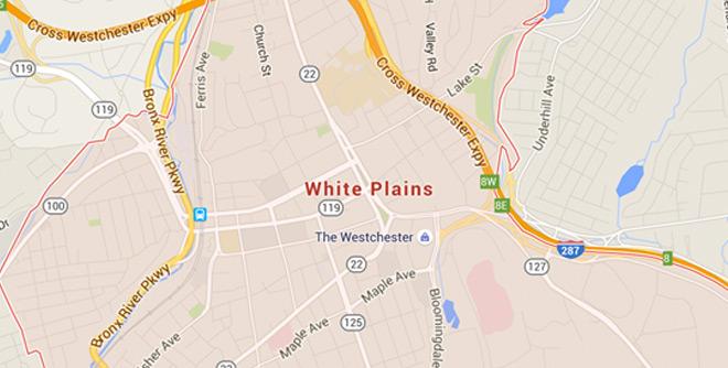 White Plains, NewYork on Google Maps