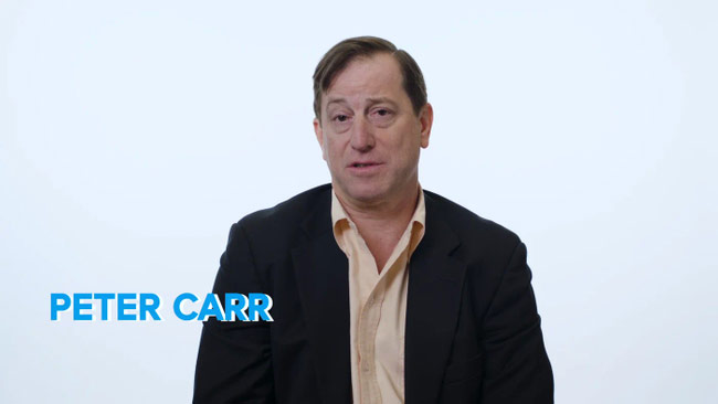 Peter Carr on Cyberbullying